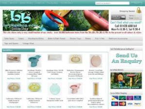 Buy bathroom items online