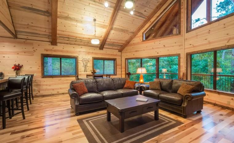 Broken Bow Lake Cabin Rental10