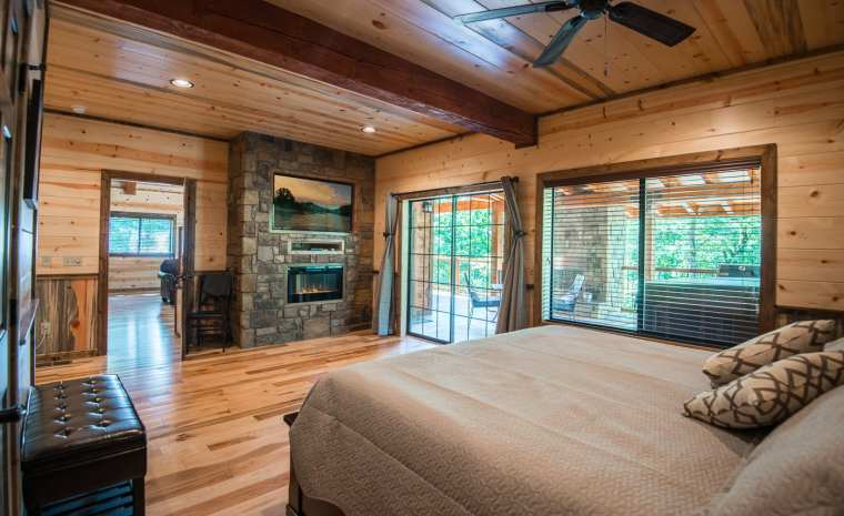 Broken Bow Lake Cabin Rental51