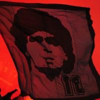 Maradona, the King of Naples