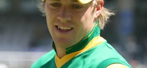 Photo of AB de Villiers