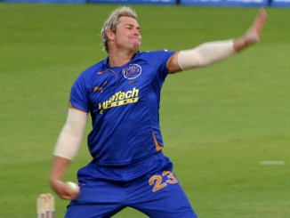 Photo of Shane Warne
