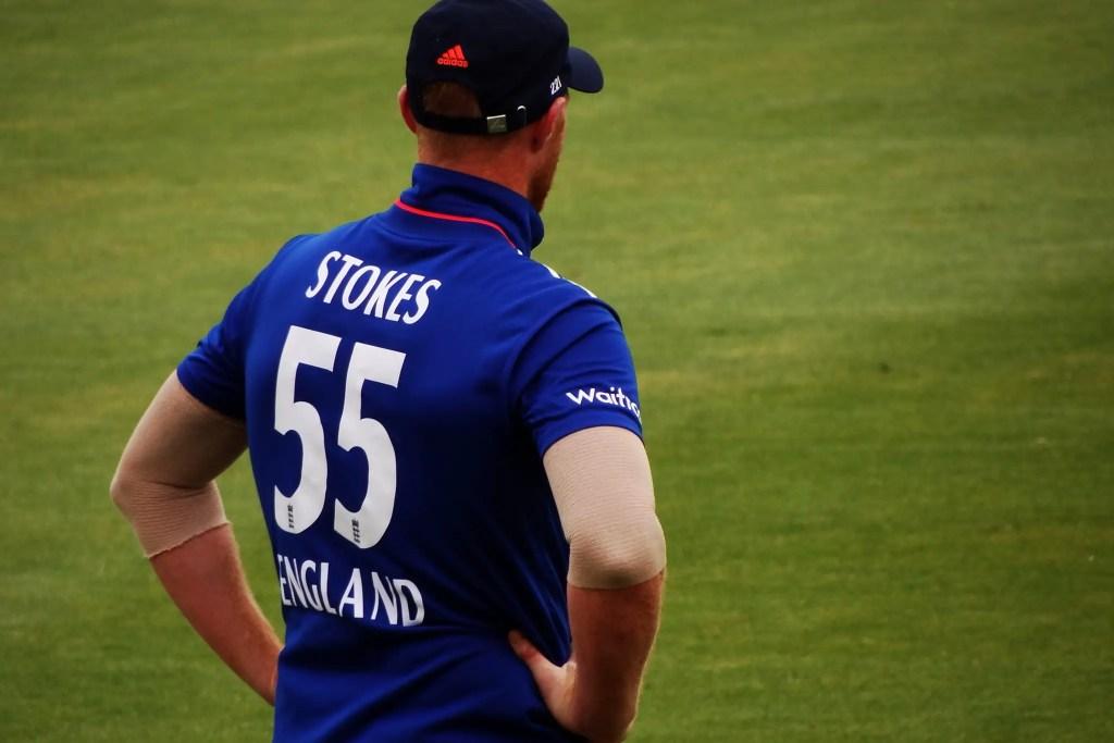 Photo of Ben Stokes, a key England Cricket Team Player