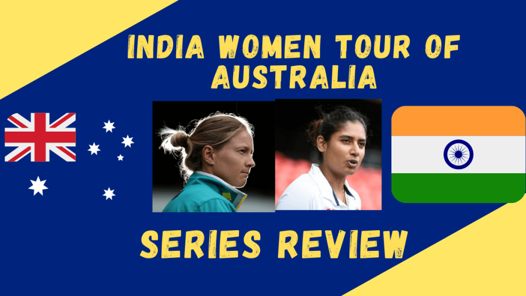 Australia Women Vs India Women Graphic