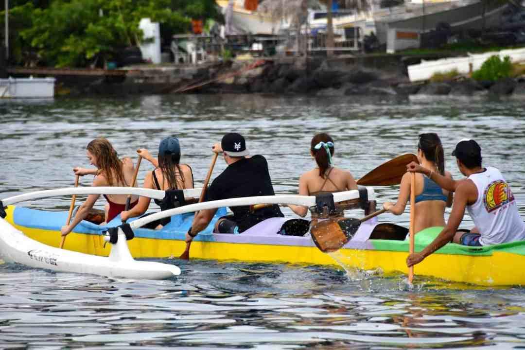 Islands of Tahiti Va'a3