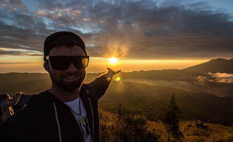 Top things to do in Bali, Mt Batur Volcano Bali, Hiking Mt Batur in Bali