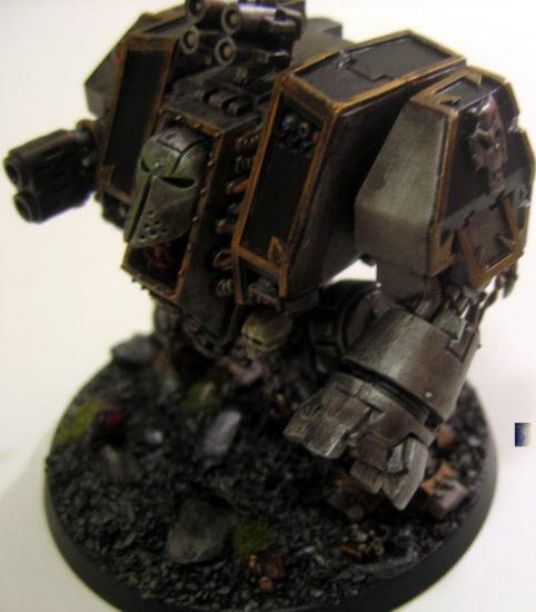 Iron Warriors Dreadnought
