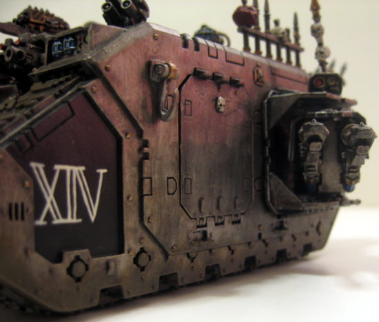 Land Raider (Side View)