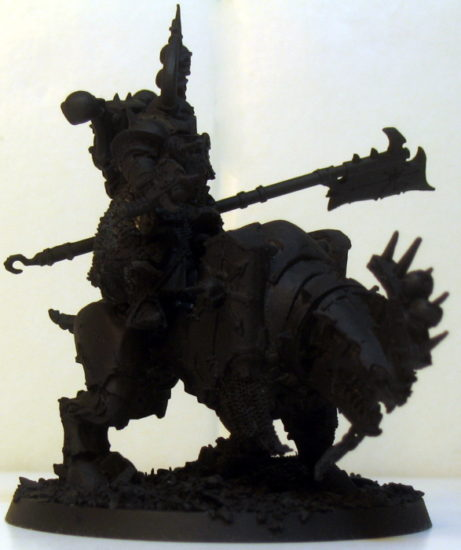 Warsmith from the side