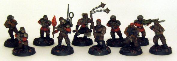 82nd Platoon Squad One