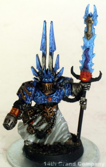 Chaos Sorcerer - Stage 5