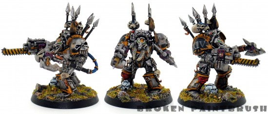 Iron Warriors Terminator 1