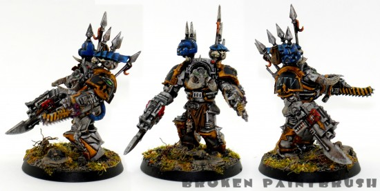 Iron Warriors Terminator 3