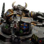 Iron Warrior Vindicator Gunner
