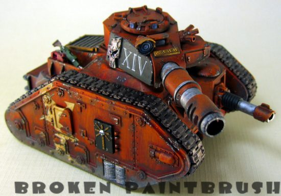 Traitor Leman Russ 2 Final - Right