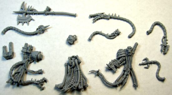 Warpsmith Parts