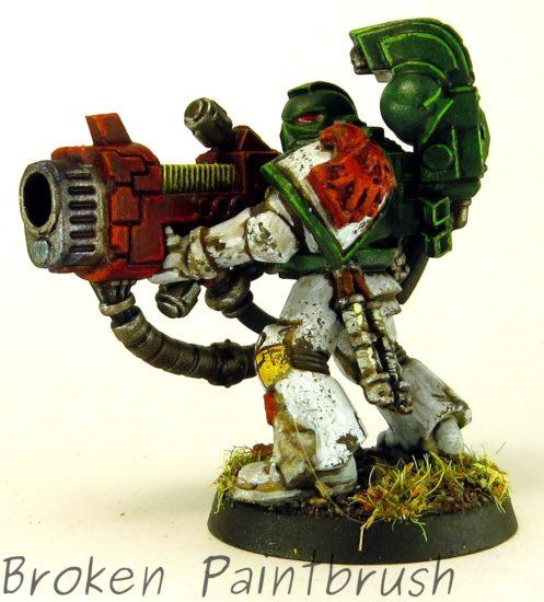 Mentor Legion Plasma Gun