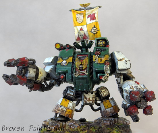 Mentor Legion Ironclad Dreadnought