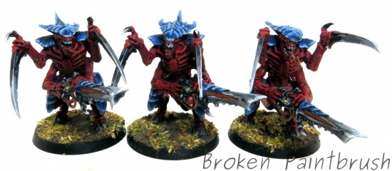 Tyranid Warrior of Behemoth