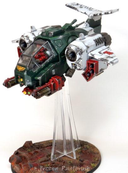 Mentor Legion Stormtalon