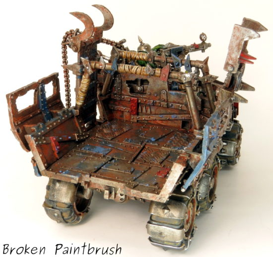 Ork Trukk Bed