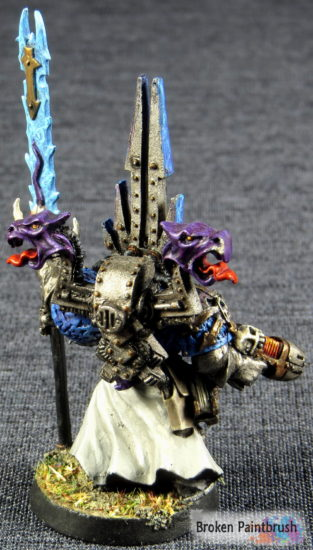 Iron Warriors Sorcerer
