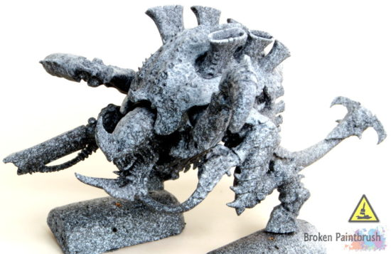 How to Paint a Carnifex primer