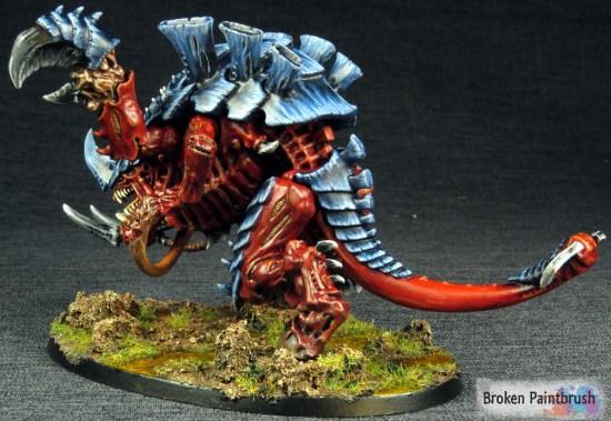 Behemoth Carnifex with Barbed Strangler