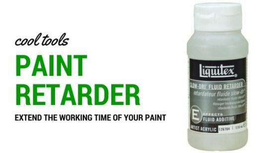 Liquitex Acrylic Paint Retarder