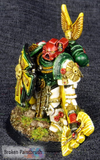 Mentor Legion Captain, Master of the Watch