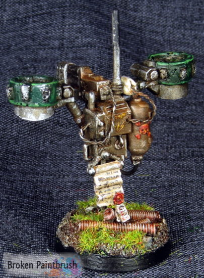 Mentor Legion Command Company Servitor