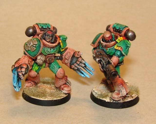Aztec Marines by Rednekkz