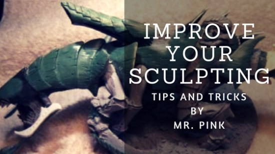 How to Improve Your Sculpting Skills by Mr. Pink