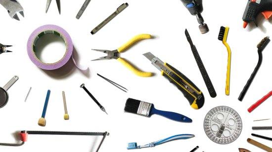 Tools for building terrain
