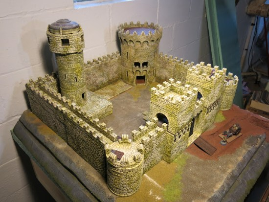 Hirst Arts Castle