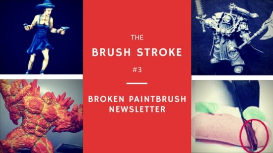Brush Stroke 3 Banner