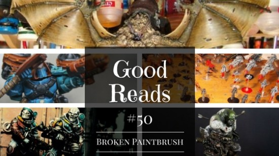 Good Reads 50 with Hobby Blogs to Read