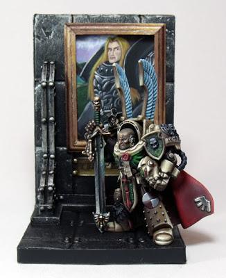 Deathwing Diorama at Crystal Brush