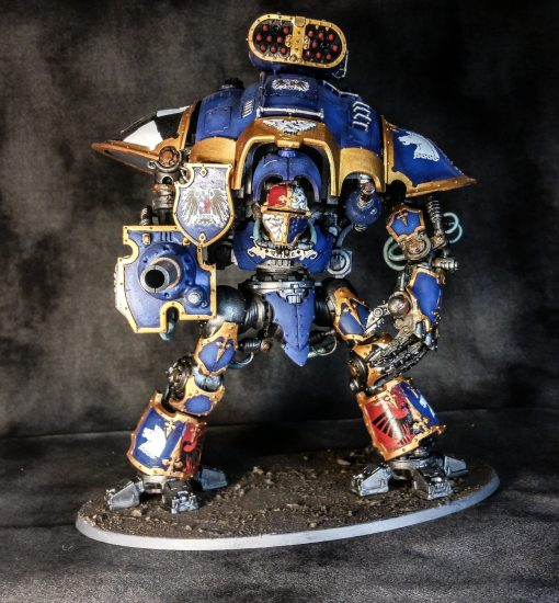 Knight Titan for the Inner Circle