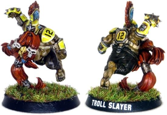 Dwarf Blood Bowl Slayer #12