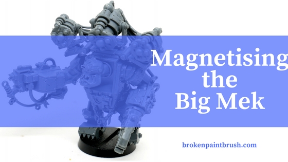 Magnetising the Big Mek