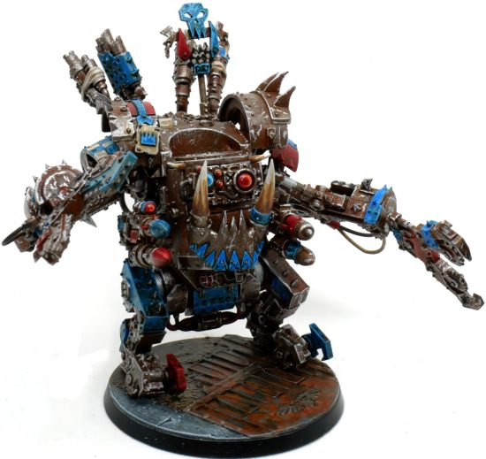 Death Skulls Deff Dread From the Upper Left