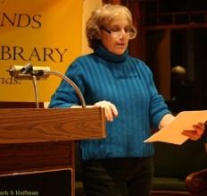 Broken Patterns Author Anita Harris