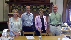 Lincoln authors panel 2014-05-14_