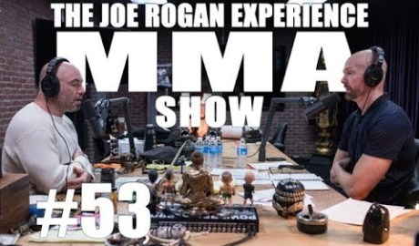 JRE MMA Show #53 with Jeff Novitzky