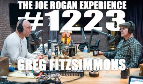 Joe Rogan Experience #1223 - Greg Fitzsimmons