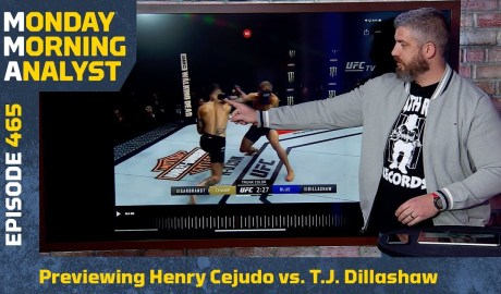 Previewing Henry Cejudo vs. T.J. Dillashaw