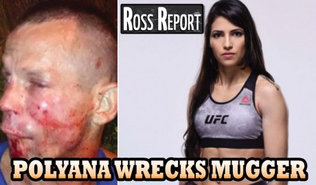 UFC's Polyana Viana Destroys Mugger Plus Who Else Goofed This Week