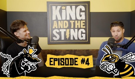 King and the Sting w/ Theo Von & Brendan Schaub #4