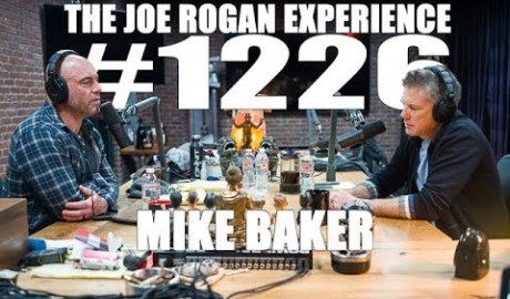 Joe Rogan Experience #1226 - Mike Baker
